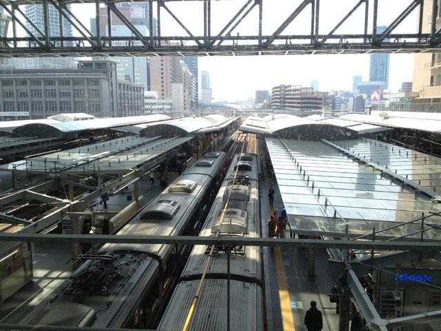 JR大阪駅LUCUA -ルクア-