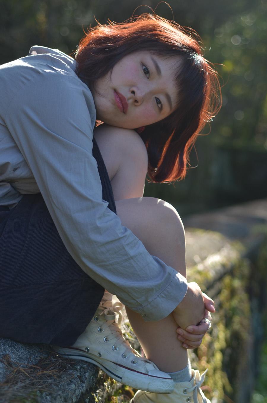神戸モデル撮影06