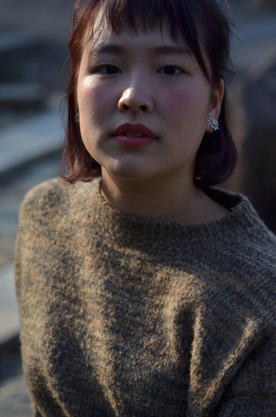 神戸モデル撮影12