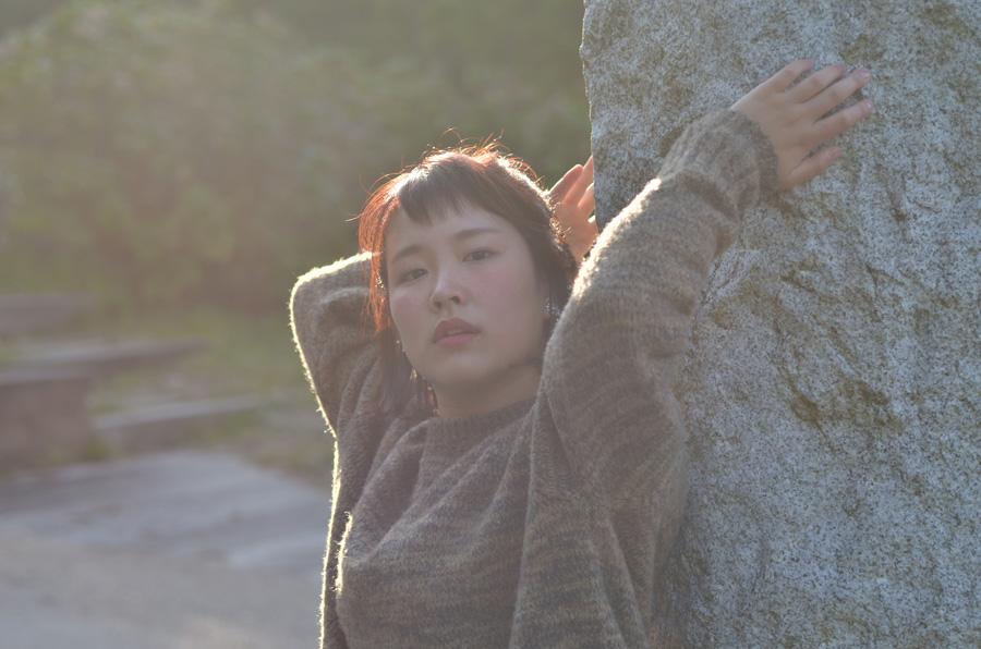 神戸モデル撮影24