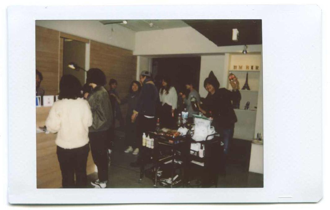 美容室アンバー10周年レセプションパーティー